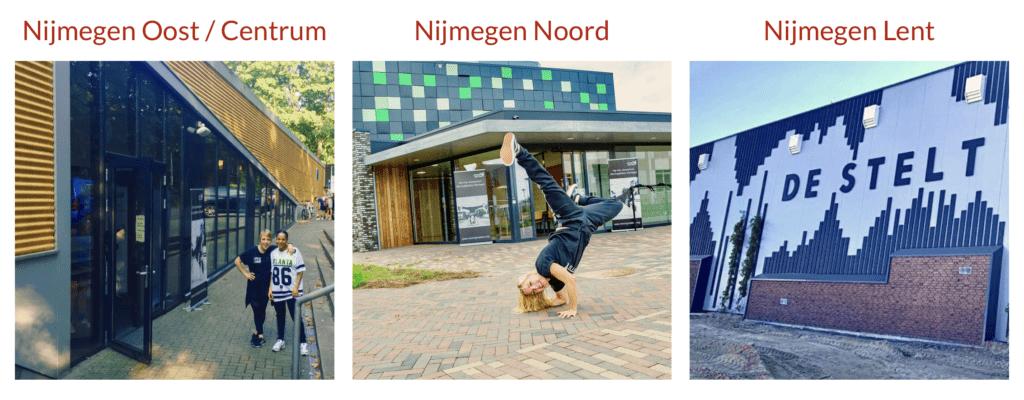Dansen lent dansschool Nijmegen-Lent de Stelt waalsprong dance hip hop streetdance afro dancehall de verbinding kion wedstrijden