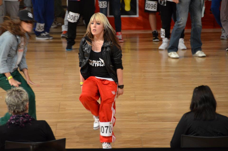 Dansen streetdance hiphop urban leren dansen tieners