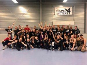 Dansles Lent/Nijmegen-Noord kinderfoto PR nieuwe Hip Hop dansschool locatie dicht bij Elst bemmel en Arnhem  voor volwassenen in Oosterhout