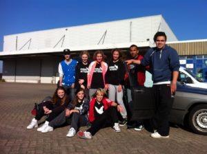 Hip Hop dansgroep MovingMatters Nijmegen, TV Gelderland