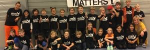 Dansles Lent/Nijmegen-Noord kinderfoto PR nieuwe Hip Hop dansschool locatie dicht bij Elst bemmel en Arnhem
