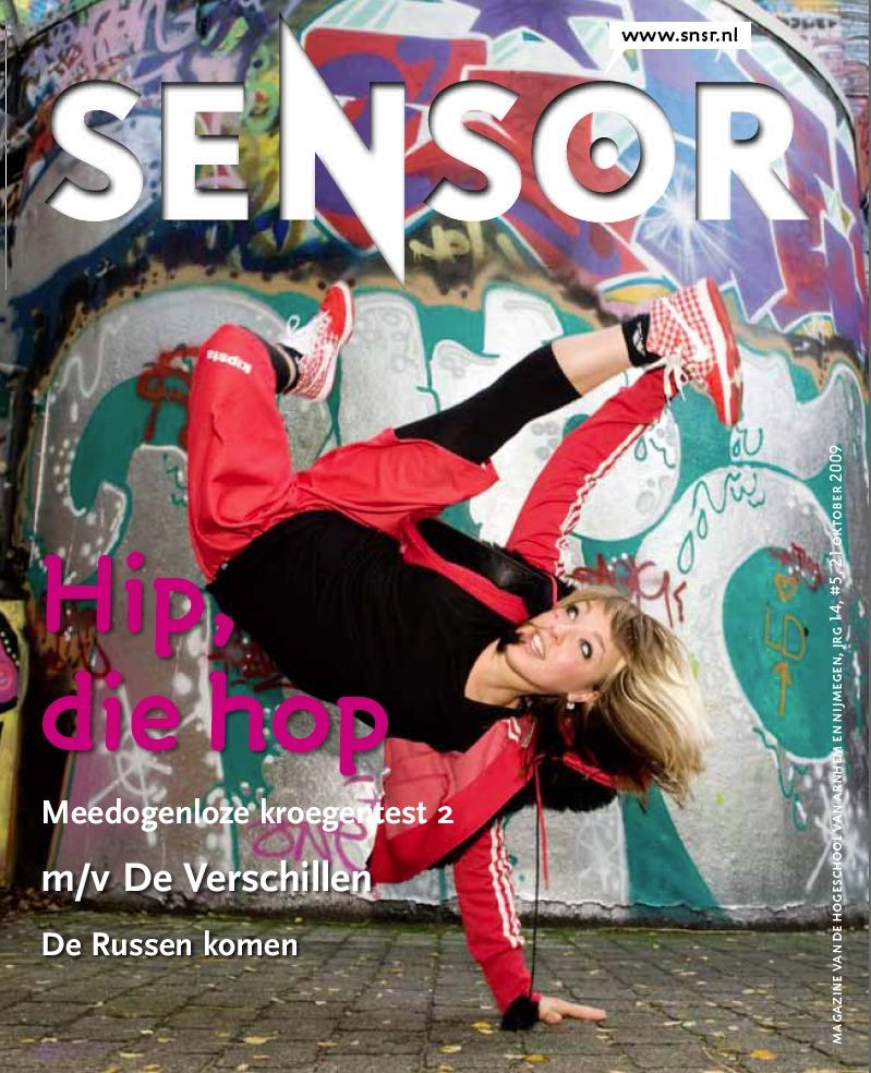 hip hop volwassenen interview sensor goed leren dansen handstand trucjes sporten Nijmegen