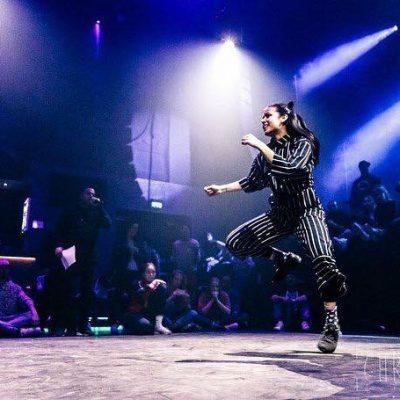 Quinty Nijmegen Hiphop wedstrijd docent talent dansschool meisjes dansles Beek Afro dansen volwassenen streetdance